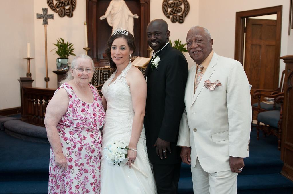 Wedding Ceremony of Diandra Morgan and Anthony Lockhart-394