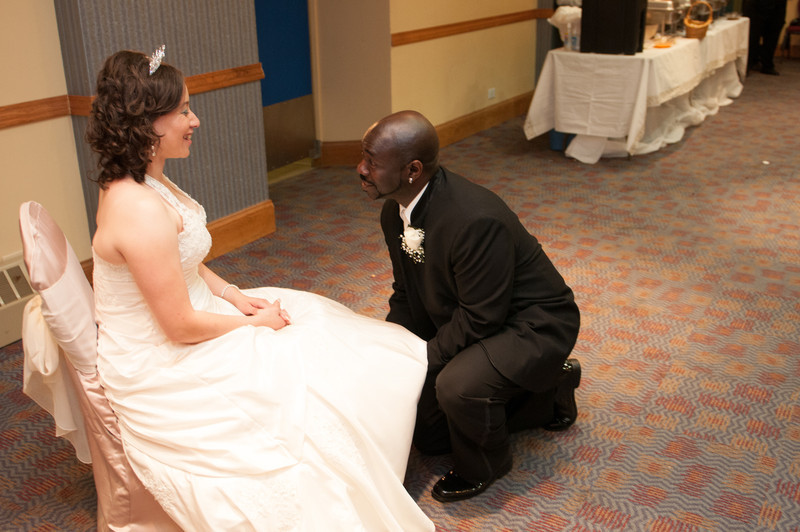 Wedding Ceremony of Diandra Morgan and Anthony Lockhart-609