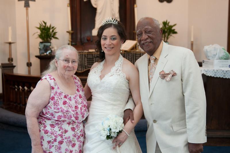 Wedding Ceremony of Diandra Morgan and Anthony Lockhart-399