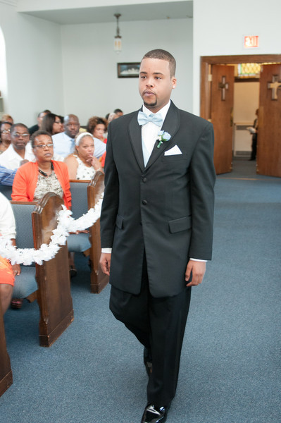 Wedding Ceremony of Diandra Morgan and Anthony Lockhart-173