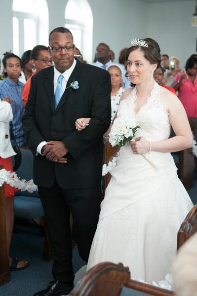 Wedding Ceremony of Diandra Morgan and Anthony Lockhart-195
