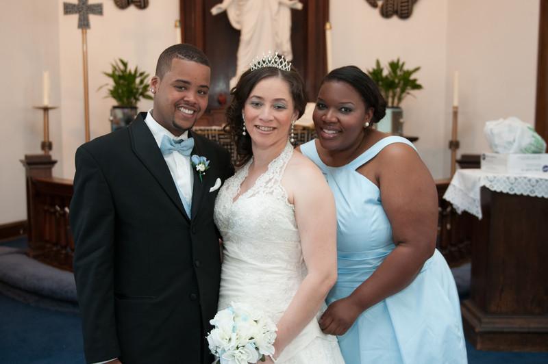 Wedding Ceremony of Diandra Morgan and Anthony Lockhart-403