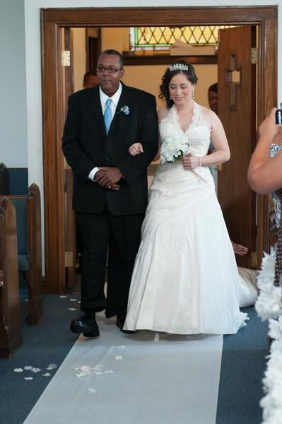 Wedding Ceremony of Diandra Morgan and Anthony Lockhart-190