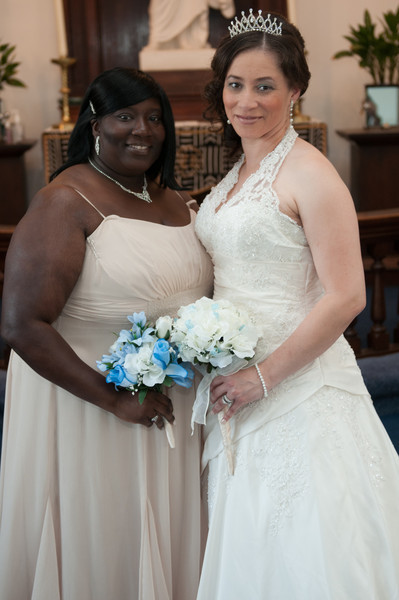 Wedding Ceremony of Diandra Morgan and Anthony Lockhart-355