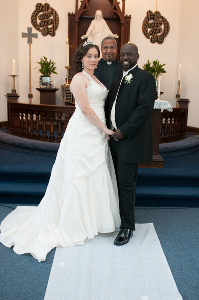 Wedding Ceremony of Diandra Morgan and Anthony Lockhart-340