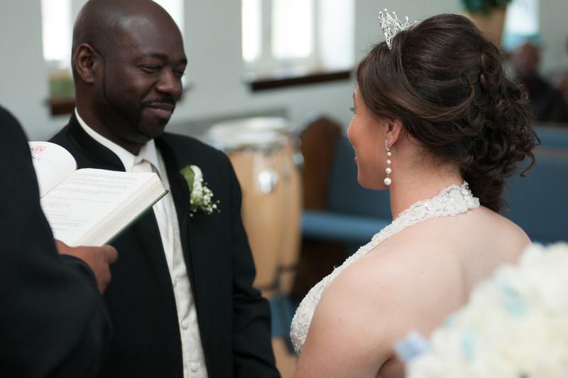 Wedding Ceremony of Diandra Morgan and Anthony Lockhart-204