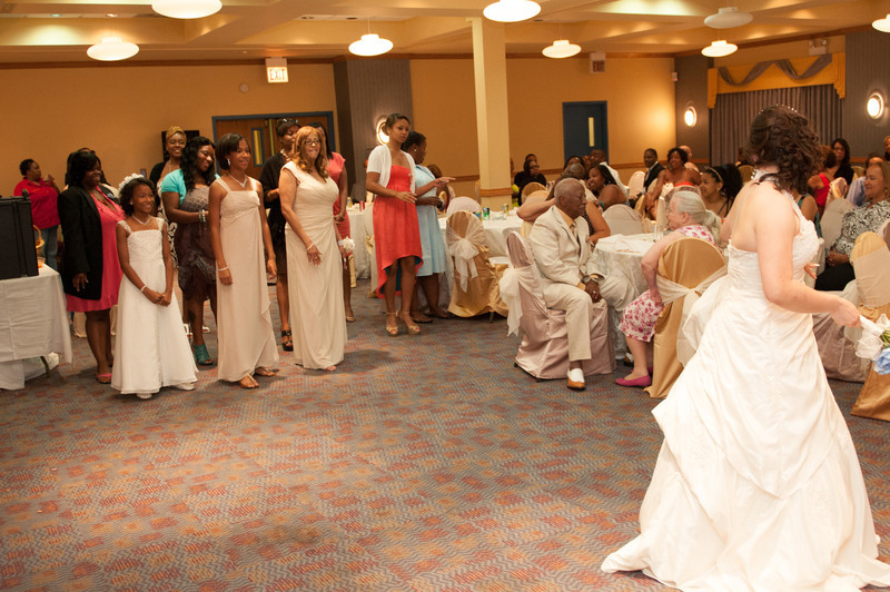 Wedding Ceremony of Diandra Morgan and Anthony Lockhart-650
