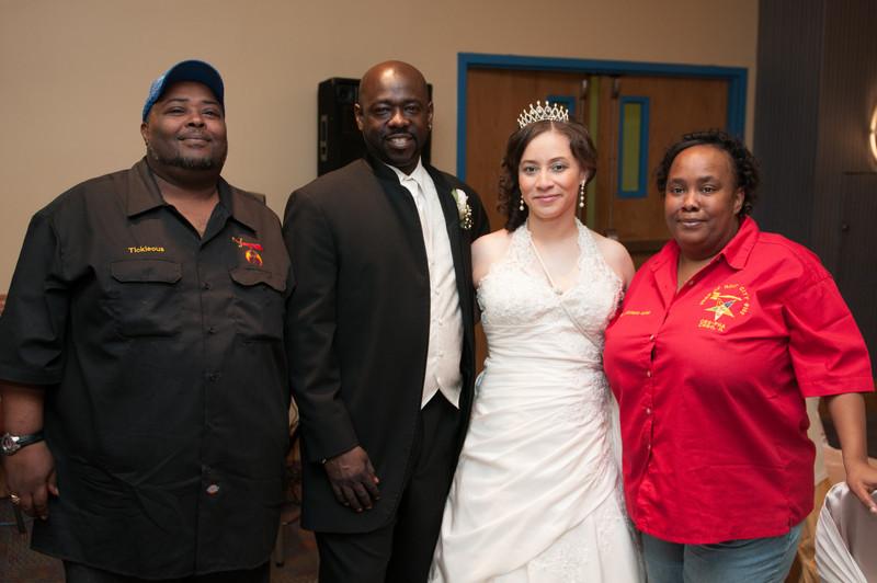 Wedding Ceremony of Diandra Morgan and Anthony Lockhart-595