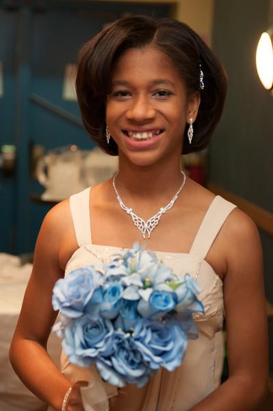 Wedding Ceremony of Diandra Morgan and Anthony Lockhart-661
