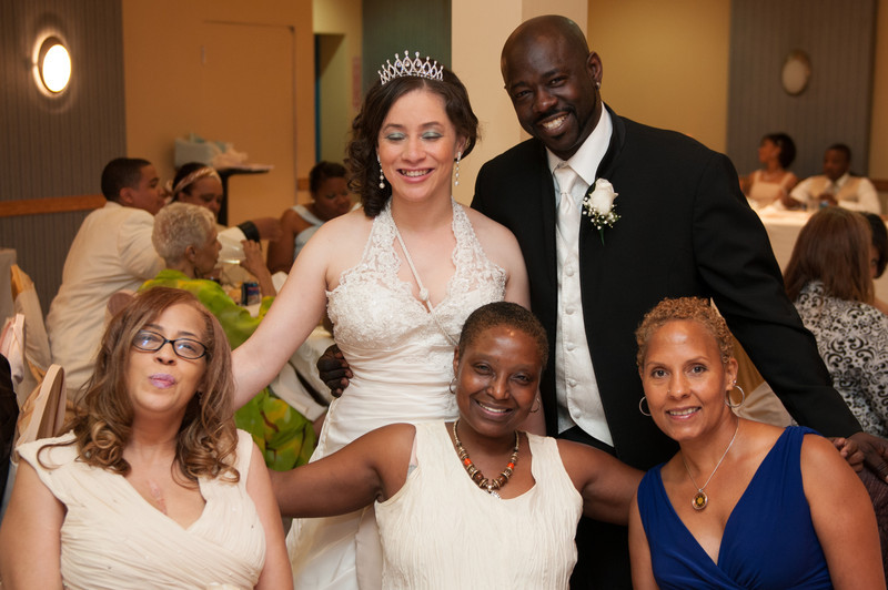 Wedding Ceremony of Diandra Morgan and Anthony Lockhart-544