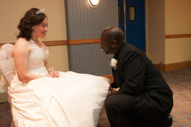 Wedding Ceremony of Diandra Morgan and Anthony Lockhart-618