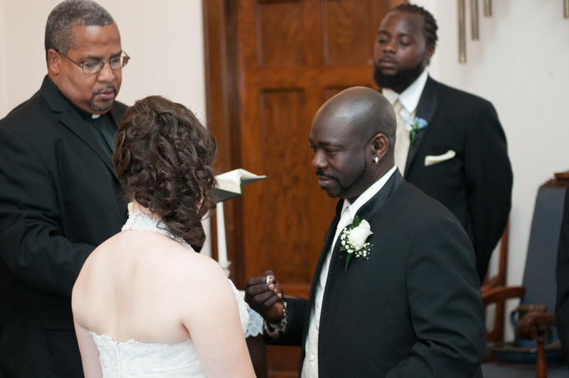 Wedding Ceremony of Diandra Morgan and Anthony Lockhart-210