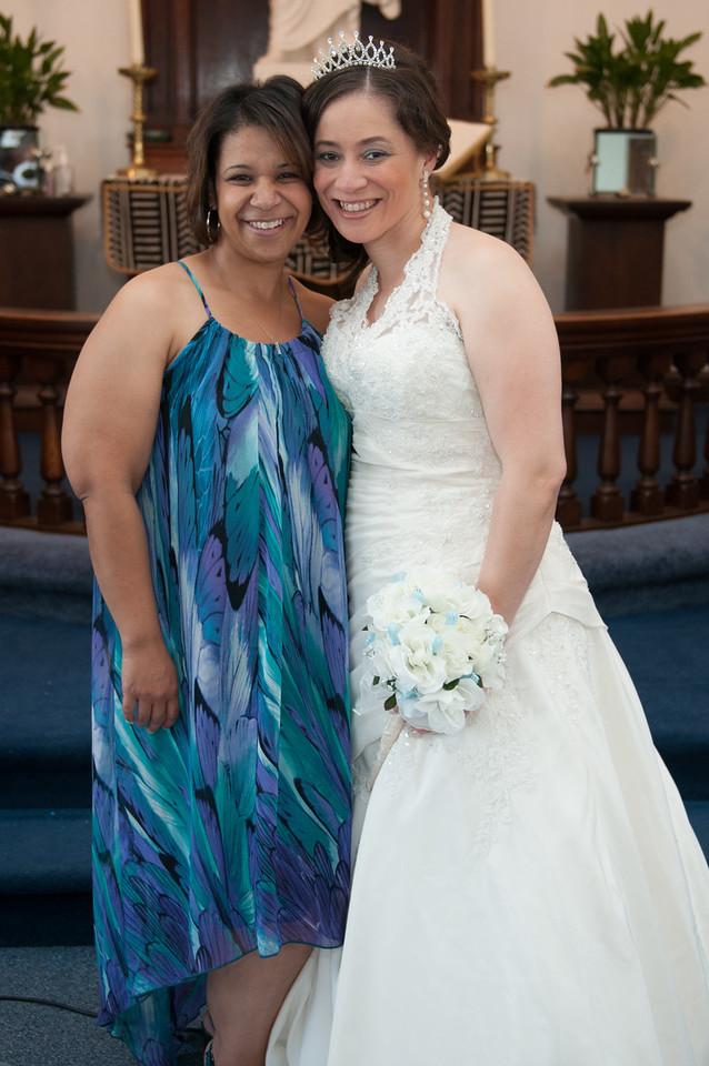 Wedding Ceremony of Diandra Morgan and Anthony Lockhart-416