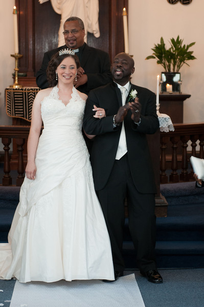 Wedding Ceremony of Diandra Morgan and Anthony Lockhart-242