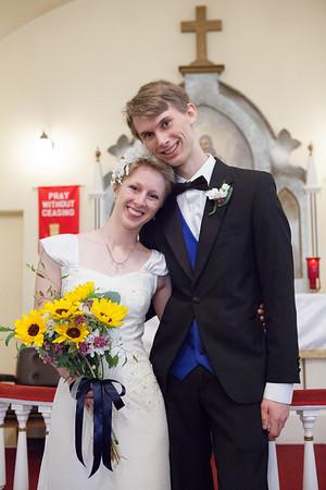 Wedding: Chris and Carmen