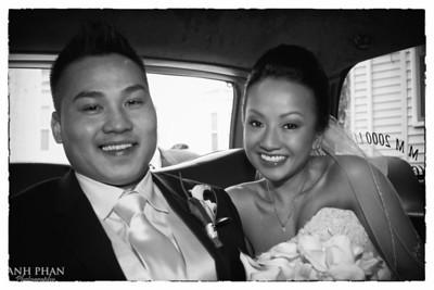 Wedding: Cindy + Hoang