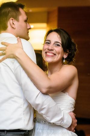 Pionkowski-Larson Wedding