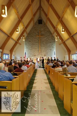 Sampson-Bowen Wedding