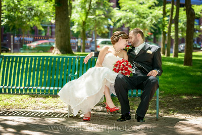 Strong-Schnyders Wedding