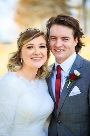 Wedding Day - Hunter & Grace