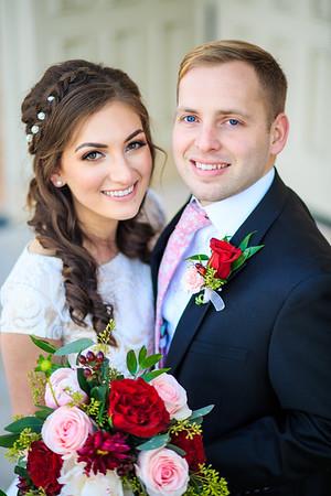 Wedding Day - Sam & Audrey