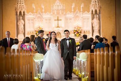 Wedding Day : Thao + Sean
