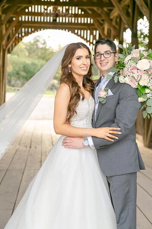 EVE + DAVID WEDDING DAY