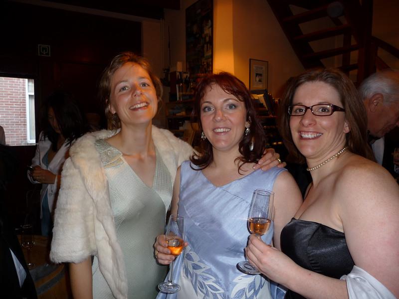 Sarah, Chevonne, Sarah ;)