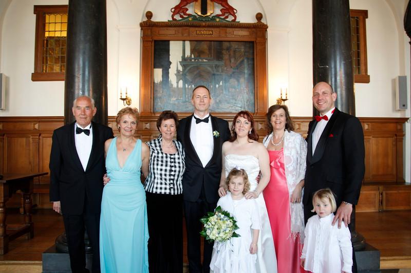 Peter, Barbara, Els, me, Maxime, Chevonne, Ragnhild, Dominique and Rolf
