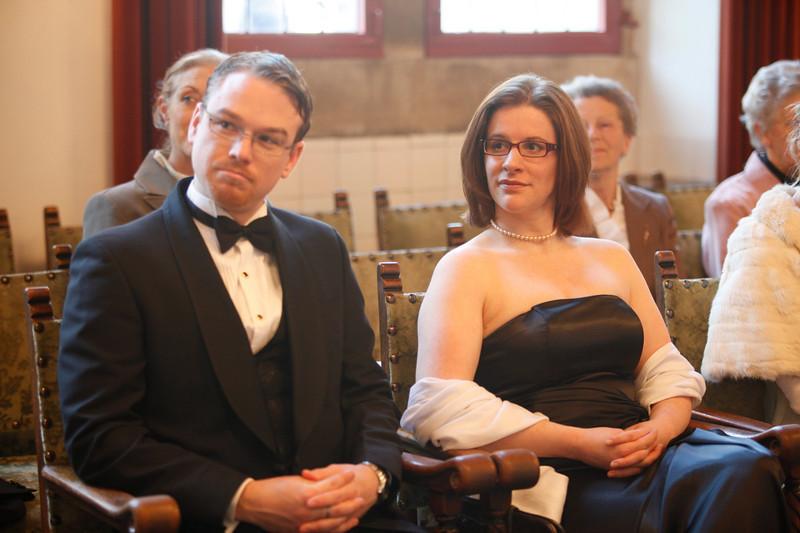Mick and Sarah