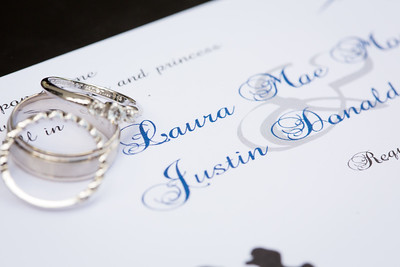 Laura and Justin Clark Wedding Proofs