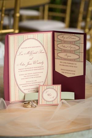 Lexi and Adam Winstanley Wedding Proofs