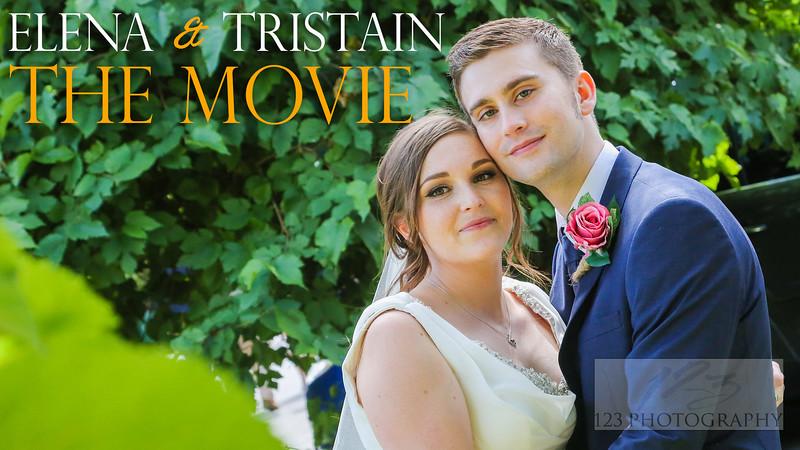 Elena and Tristain's wedding photography The Faversham Leeds