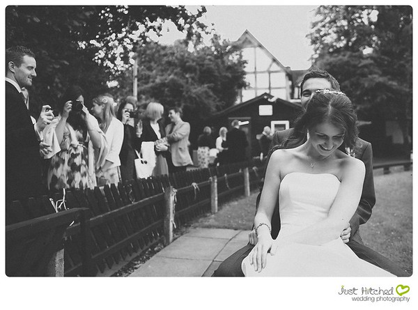 Avon croft Wedding with Nicola and James