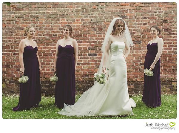 Formal Wedding Photographs