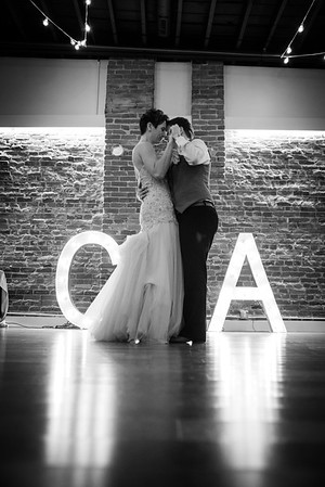 Gorgeous  Wedding at 2127 Larimer Street