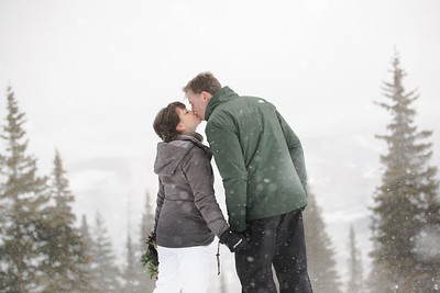 Breckenridge Ski Wedding