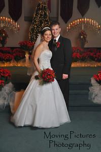 Becca & Ben - December, 2009