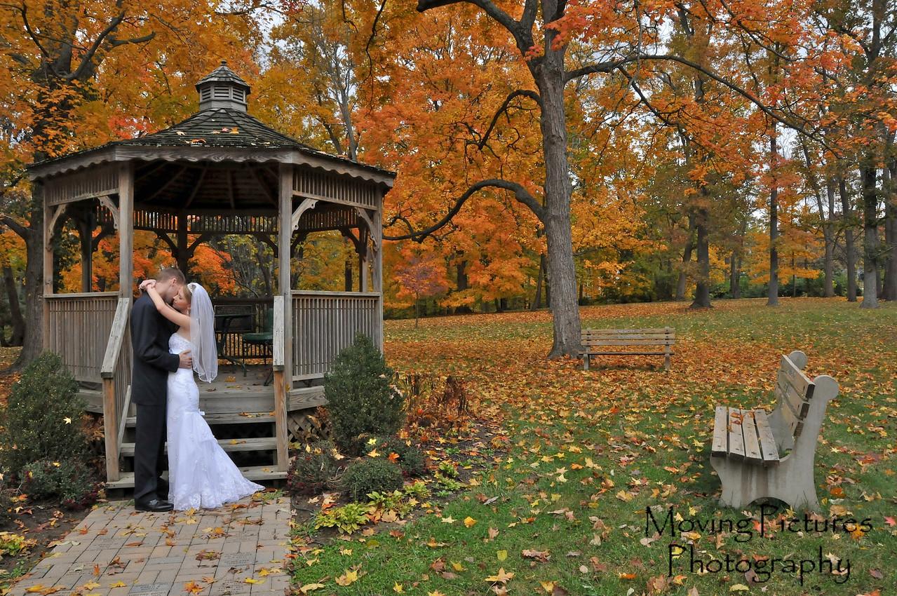 Shelley & Matt - October, 2009
