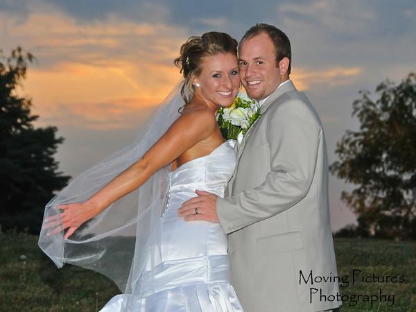 Bethany & Brian - September, 2009