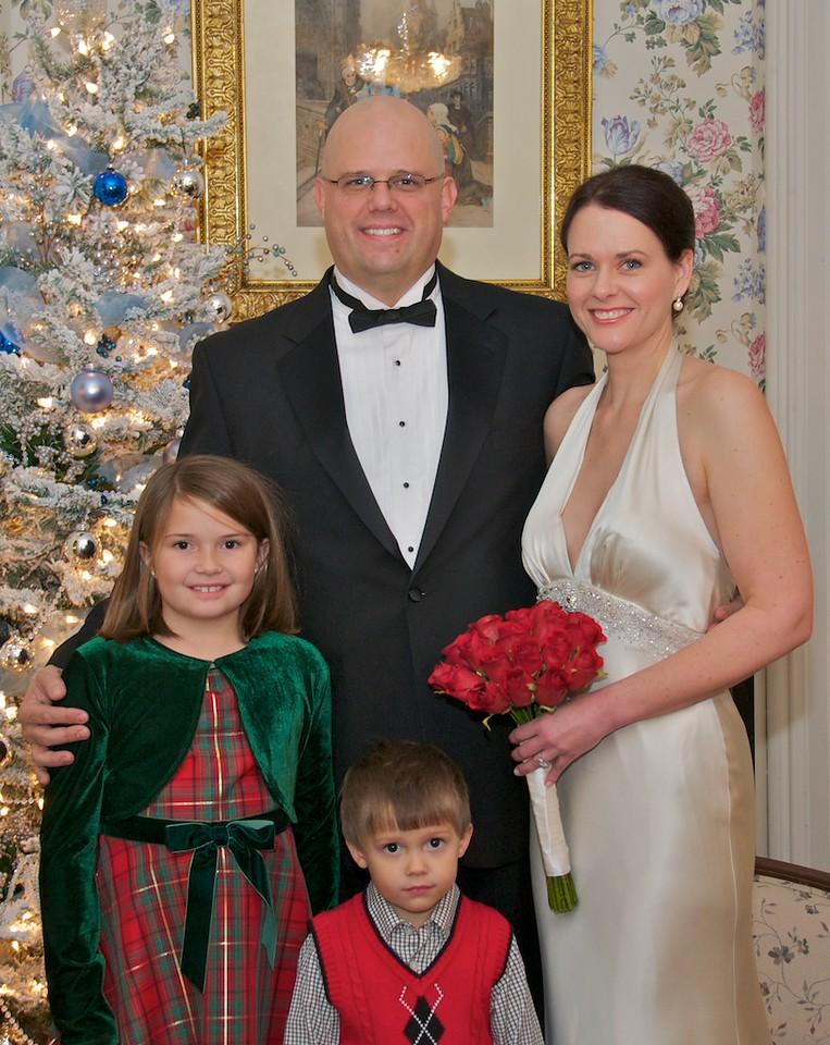 Melissa & Tony - December 18, 2010