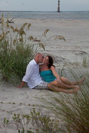 Corinne & Greg Engagement Charleston