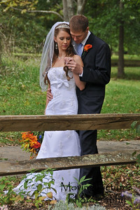 Shelley & Matt - October, 2009