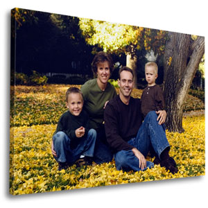 sample WRAP Canvas photos