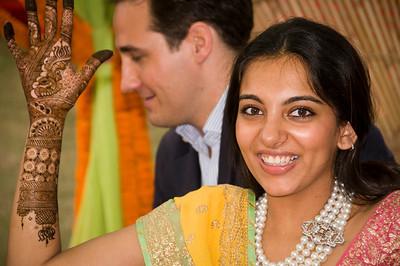 Wedding of Jahanavi & Nicholas