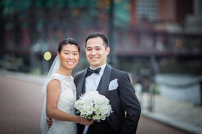 Wedding: Jenny + Jun