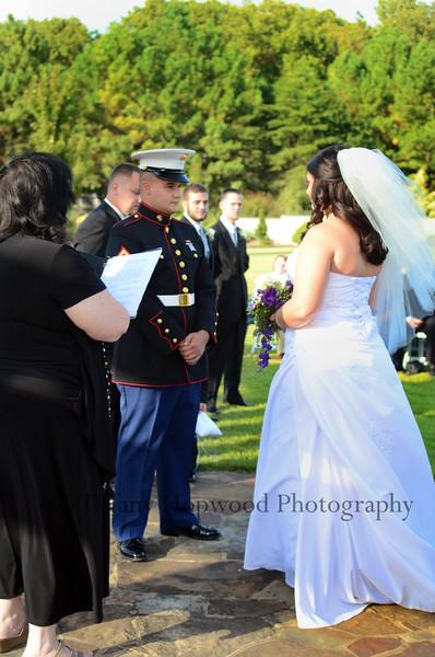 Wedding- Kayla and Levi