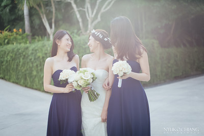 Wedding | Lesley + Stephen in Bali collection
