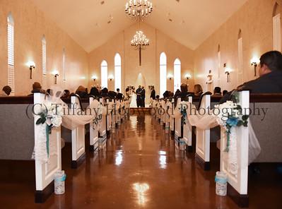Wedding- Mallori + Durell