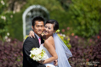 Wedding: Mandy + Bao